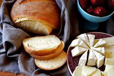 Joghurtos, puha kenyér – egyszerűen – Álom.Íz.Világ. Croissant, Camembert Cheese, Bread, Contrast, Food, Brot, Essen, Crescent Roll, Baking