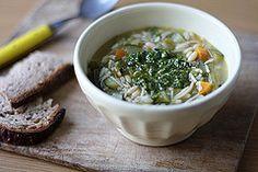 soupe au pistou by David Lebovitz, via Flickr