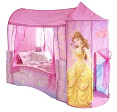 Disney Princess Feature Castle Toddler Bed is the Ideal transition from a cot. This fun and functional toddler bed will have your little one feeling like a real princess :) Disney Princess Bedding, Disney Princess Castle, Princess Bedrooms, Royal Princess, Princess Beds, Princess Room Decor, Princess Style, Little Girl Toys, Baby Girl Toys