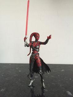 Darth Talon (Star Wars) Custom Action Figure