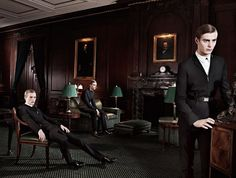 """Ben Allen, Jeroen Smits and Victor Nylander front Dior Homme's Fall/Winter campaign entitled """"The Players"""", captured by the lens of Willy Vanderperre and styled by Olivier Rizzo with Kris Van Assche's futuristic designs. Ad Photography, Fashion Photography, Gq, The Secret History, Advertising Campaign, Prince Charming, All About Fashion, Perfect Man, Fall Winter"""