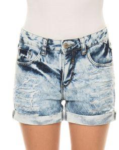 Shorts Boyfriend Jeans