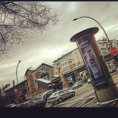 #iPhone shot  #berlin  #bülowstraße