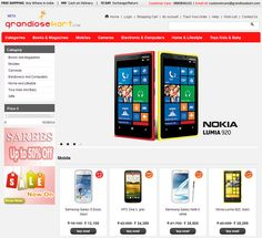 Store of the day: Grandiosekart (Category: Multiple)  Visit Store:- http://www.grandiosekart.com/    About Grandiosekart: Grandiosekart.com is an online shopping portal engaged in retailing of consumer products like Apparel,Fashion accessory, Mobile, Watches & many more. Our aim is to provide best shopping experience to you, along with lowest price. Down the line, they will be more focusing on Apparel and Fashion stuff.    Know more: http://on.fb.me/XWdgVD
