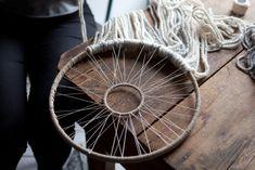 Urban Outfitters - Blog - UO DIY: Modern Woven Dreamcatcher