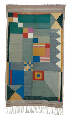 "hazelcills: "" Women of the Bauhaus and their textiles Anni Albers, Gunta Stölzl, Otti Berger, Benita Otte """