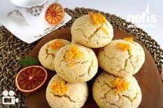 Portakallı 3 Renkli İrmik Pastası – Nefis Yemek Tarifleri