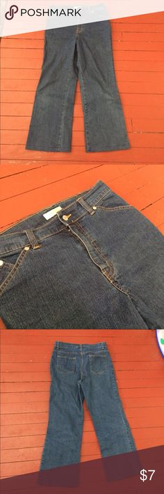 Circo Girls Jeans Size 16 Blue Good condition, just been sitting in my storage for years. No holes or stains. Total length 33 inches. Waist across 14 inches. Circo Bottoms Jeans