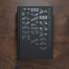 Penguin Reinvents Classic Sci-Fi Book Covers With Clever Type Design | Co.Design | business + design