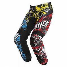 Oneal Mtb pilote Chaussettes Blanc Motocross Enduro MTB Vtt Socks MX DH