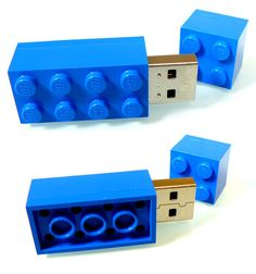 A cool Lego brick USB flash drive! How awesome
