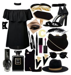 """""""ABbz Set #97"""" by andy-barbz on Polyvore featuring Yves Saint Laurent, Jaeger, Michael Kors, Janessa Leone, Lord & Berry, Givenchy, Smashbox, New Look and Urban Outfitters"""