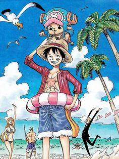 Vacation Mugiwara edition