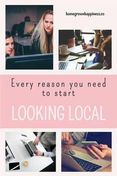 Where can you look for small businesses in your community? How can you help locally owned businesses without making a purchase? #spreadthelove #leavereviews #smallbusinessowner #christmasshopping #spendingmoney #locallysourced #locallyowned #smallshopsaturday #startingabusiness #looklocal Small Business Resources, Raising Boys, Work From Home Moms, Starting A Business, Christmas Shopping, Small Businesses, How To Introduce Yourself, Happiness, Community