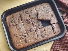 Magic Black bean chocolate cake