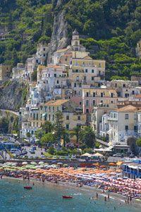 Sin mapa por la Costa Amalfitana