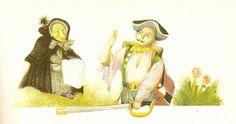 Jiri Trnka (Conte d'Andersen LE BRIQUET - le soldat et la sorcière) | Flickr – Condivisione di foto!