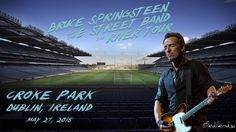 Bruce Springsteen - Live at Croke Park, Dublin - May 27, 2016 (HD) Docum...