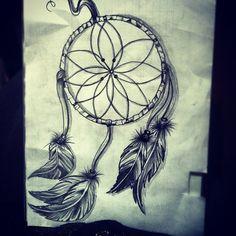Dreamcatcher Tattoo/  yessssss   Can't wait to get mine!  :)