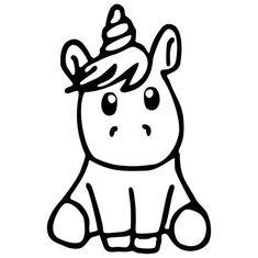 Pummeleinhorn Charakterdesign In 2019 Easy Drawings Art
