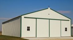 Dec 31, 2013 Beautiful Machine Shed in Wisconsin 40x60x12 Built by Wick Buildings... another view