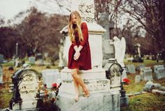 the cemetery photos are awesome! what do you think? can we find a graveyard?