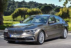 BMW 5 Series 2017 -