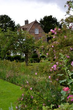 The Manor at Hemingford Grey, home of Lucy M Boston, author of the Green Knowe children's books