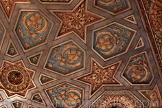 hurst castle ceilings - Google Search