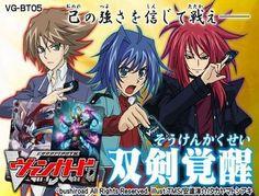 Kai, Aichi and Ren