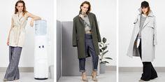 Why we love Eugenie - Viva Our Love, Duster Coat, Elegant, Fashion, Classy, Moda, Fashion Styles, Fashion Illustrations, Chic