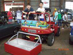 auto versatil , buggy 4 lugares ,ou pick-up for 500kg