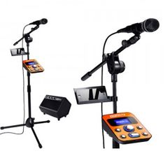 Next-gen karaoke machine from the creators of Guitar Hero makes bad singers sound great and great singers sound amazing! Works with any music, any device. Best Karaoke Machine, Vocal Training, Karaoke Tracks, Home Theater Speaker System, Voice Effects, Karaoke System, Recorder Music, Any Music, Sounds Great