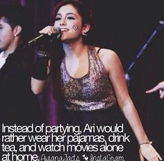 Ariana Grande fact by @awianafacts >>> I think that's changed now...thanks Iggy. -_- XD