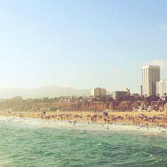 Santa Monica, LA.