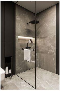 Washroom Design, Bathroom Design Luxury, Modern Bathroom Design, Bad Inspiration, Bathroom Design Inspiration, Design Ideas, Design Design, Diy Bathroom Decor, Bathroom Ideas