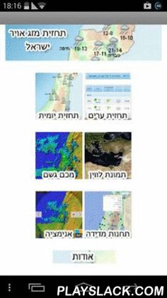 Rain Radar - Weather  Android App - playslack.com , Rain Radar - Weather allows you to watch the weather forecast in Israel with a number of tools, such as:~ Weather for any City (list updated)~ Daily predictions~ Satellite image~ Rain radar + animation~ Measuring stations across the country from the Meteorological Service