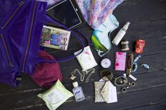 Holiday Travel Beauty Essentials