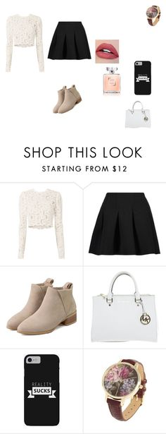 """""""Awe!"""" by ivieoww on Polyvore featuring A.L.C., T By Alexander Wang and Michael Kors"""