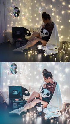 Dreamy Photography, Indoor Photography, Tumblr Photography, Photoshop Photography, Artistic Photography, Photography Photos, Creative Photography, Foto Portrait, Night Portrait