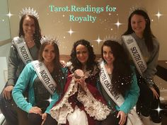 Tarot by Jennifer~Readings for Royalty~ I will take the tarot to your venue.  Enjoy a Tarot party tonight. I'll bring a treasure box filled with beautiful cards and of course, my crystal ball. An Enchanted and Intriguing evening will be had by all. 843-575-7767  jennifertarot@hotmail.com