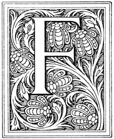 PRINTABLE EVERYTHING ALPHABETS COLORING PAGES LETTERS PICTURES PHOTOS  ETC