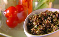 Vegetables with Olivada Recipe by Giada De Laurentiis