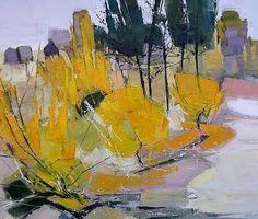 Nacido en Bretaña en 1960, Hervé Lenouvel siempre ha sido un apasionado de la pintura y el dibujo. Su infancia se desarrolla en el ca...