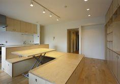 Key Operation Inc. Architects | Flat Hiro-o  on http://www.arthitectural.com