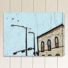 """Buildings IV"" by Joel Ganucheau"