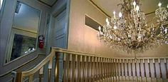 Graceland: Upstairs Door leading from Elvis bedroom, Lisa Marie's bedroom, etc.