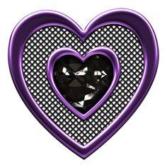 jeweled heart purple.png