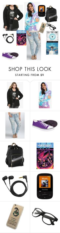 """""""Gonna Snow Tomorrow"""" by chrissy-cdm ❤ liked on Polyvore featuring Torrid, L.L.Bean, Sennheiser, Sandisk and plus size clothing"""