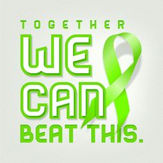 lymphoma... we can beat this!